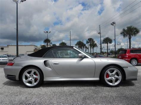 2004 Porsche 911 Turbo 2004 Porsche 911 Turbo Cabriolet 157944