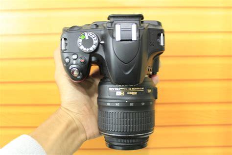 Kamera Nikon D3200 Lens 18 55 Vr jual beli kamera dslr nikon d3200 lensa 18 55mm vr
