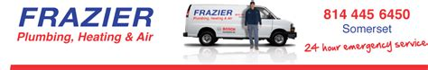 Frazier Plumbing by Emergency Services Frazier Air Conditioning Plumbing