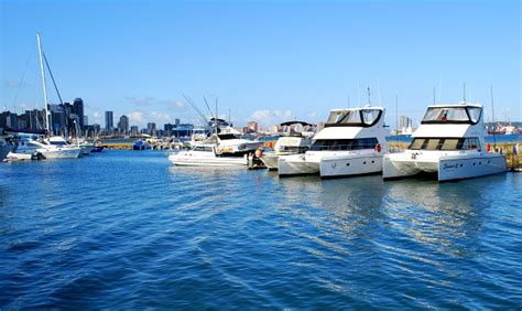 catamaran for hire durban durban harbour what to see cafes marina free city