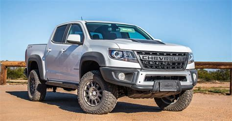 2019 chevy colorado 2019 chevy colorado zr2 bison drive review an