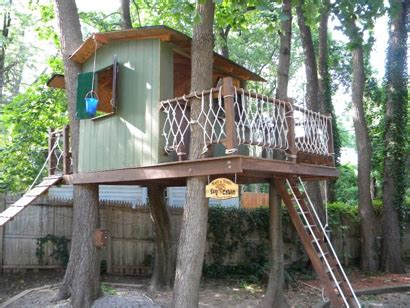 kids tree houses designs 50 kids treehouse designs treehouse tree houses and rope fence