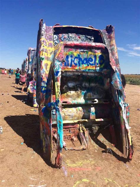 cadillac ranch in amarillo 8 great things to do in amarillo mccool travel