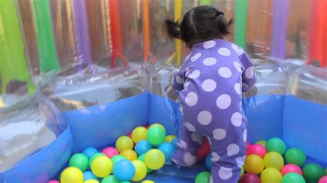 baby bounce house california in the baby bounce house youtube