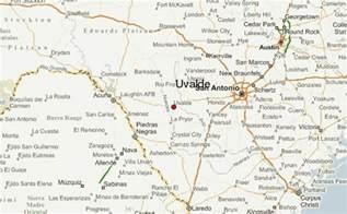 map of uvalde uvalde location guide