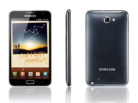 Samsung Note Samsung Galaxy Note Joining At T S Stables