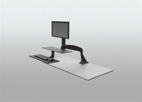 standing desk add on stand up desk conversion stand up workstation sit