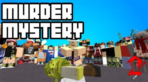 roblox thumbnail murder community nikilis murder mystery 2 roblox wikia fandom
