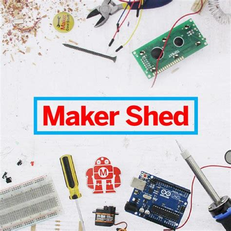 Maker Shed Kits by Maker Shed Arduino Raspberry Pi 3d Printers