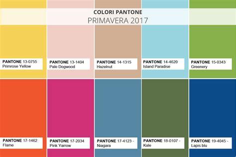 tavola colori pantone tabella colori per pareti