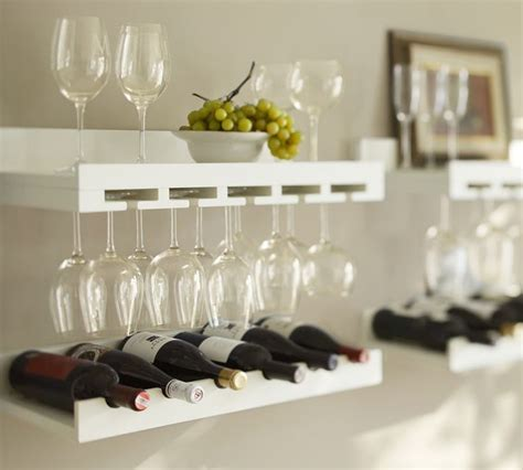 White Wine Shelf After Opening by Entertaining Shelves On Virginia
