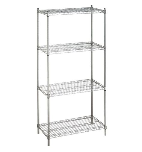 rack shelving basement metal shelves and racks for storage solutions