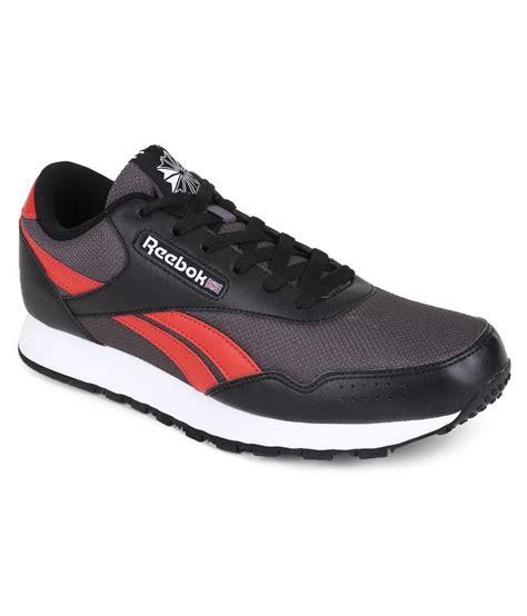 Reebok Running Black Original 69 on nike na running shoes on snapdeal paisawapas