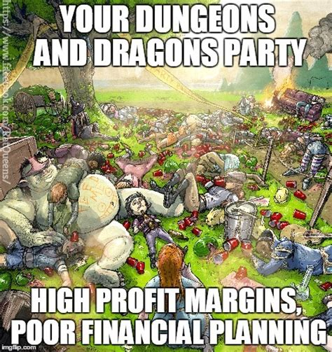 Meme D - dungeons and dragons meme tumblr