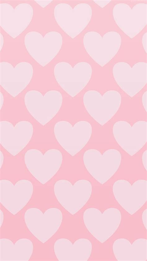 wallpaper for iphone hearts pink on pink pastel hearts iphone wallpaper phone