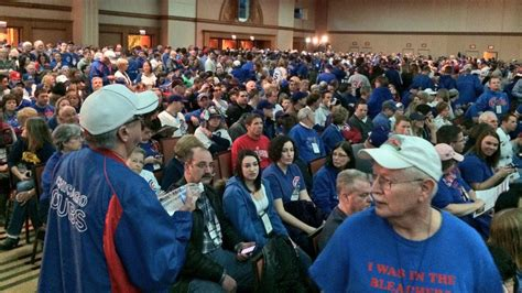 convention z ich 2015 2015 cubs convention open thread bleed cubbie blue