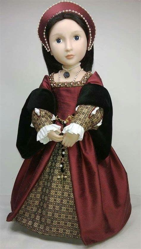 a for all time doll 17 best images about tudor princess on