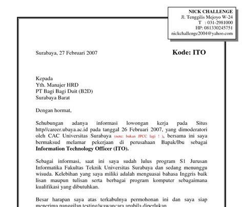 contoh application letter untuk rumah sakit contoh application letter untuk rumah sakit contoh z