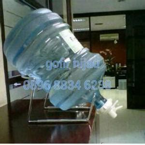 Rak Galon Air Minum Kran Air Harga Murah harga rak penyangga galon keran air rak bahan stainless steel pricenia