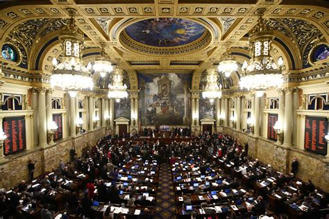 State House Of Representatives Bills To Shrink Legislature Receive Committee Approval