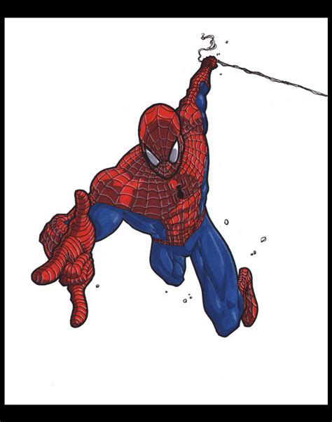 spiderman swings spiderman swing by jamesq on deviantart