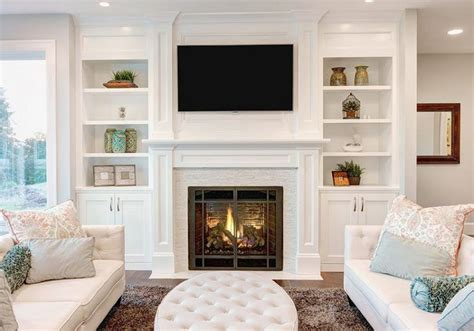 living room built in ideas brilliant built in shelves ideas for living room 14