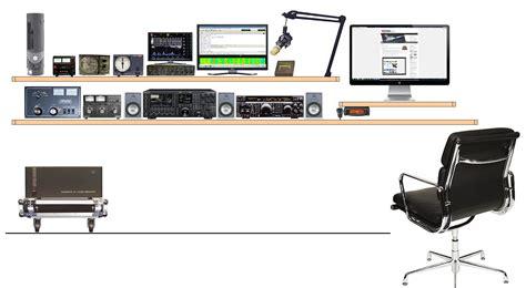 Home Design Plans Uk Designing A Radio Ham Shack M0mcx The Home Of Dx