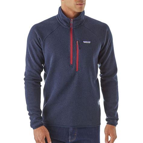 Flece Tebal Sweater Jaket Model 15 patagonia performance better sweater 1 4 zip fleece jacket