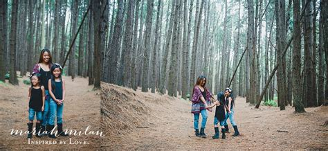 family photographer bugs at makawao forest