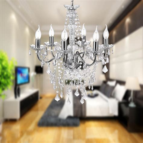 Wedding Chandeliers Cheap New Products For 2015 Cheap Large Chandelier 5 Light Acrylic Decorative Chandelier Wedding