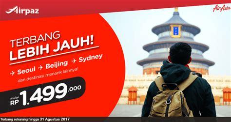 airasia kode promo airasia indonesia promo di airpaz ayo terbang lebih jauh