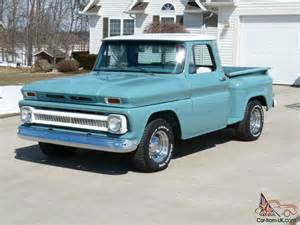 63 chevy stepside autos post