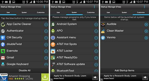 android startup manager 5 apps that really clean up your android device and aren t placebos