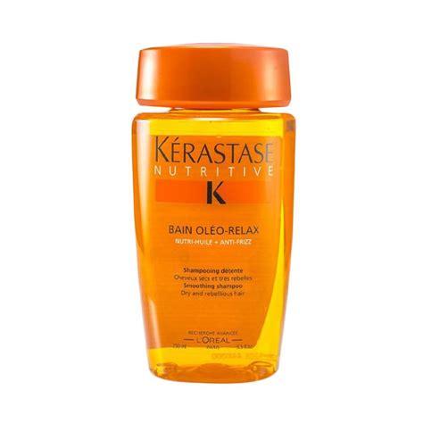 Harga Kerastase Untuk Rambut Kering jual kerastase bain oleo relax shoo 250 ml