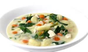olive garden chicken gnocchi soup made with weight