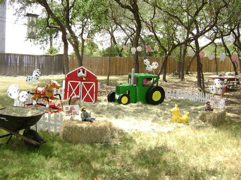 barnyard in your backyard photo credit themeaparty com 8690 down home barnyard fun in male models picture