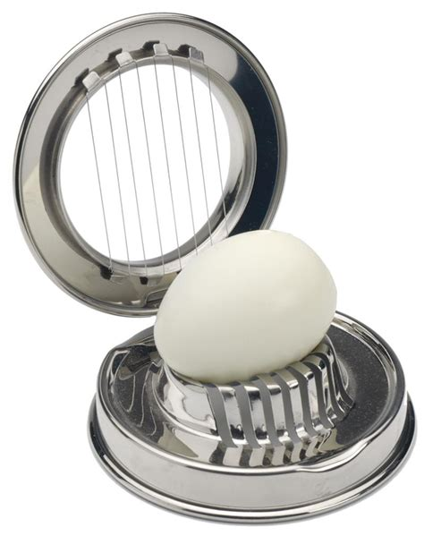 List Of Kitchen Knives stainless steel egg slicer the peppermill inc the