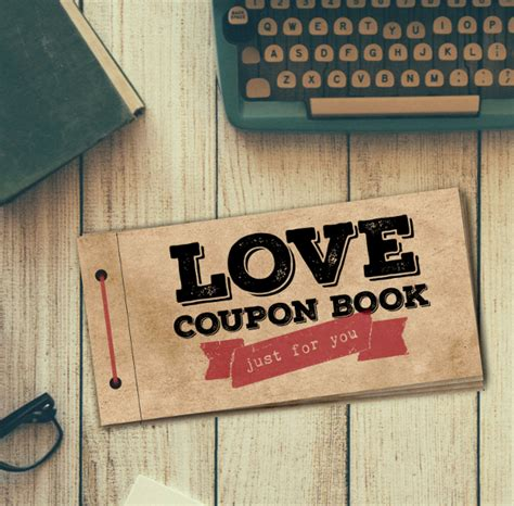 coupon book template for boyfriend 15 coupon book templates free sle exle format