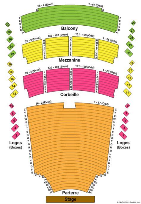place des arts seating chart theatre maisonneuve salle wilfrid pelletier place des arts seating chart