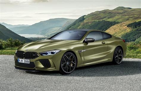 Bmw M8 2020 by The Image Of The Sport Coupe Bmw M8 2020