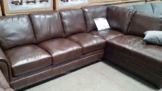 Leather Sectional Sofa Costco Leather Couches Costco Home Interior Furniture