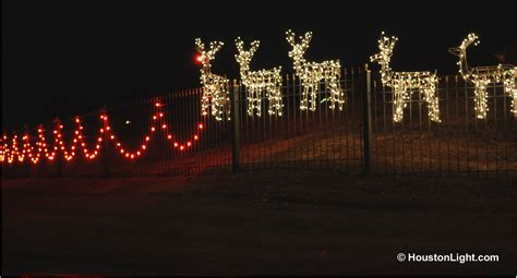 holiday lighting in houston