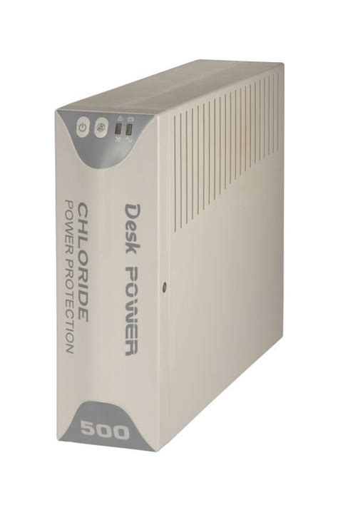 Chloride Desk Power 650 by Chloride Deskpower 650 Rohs Ups 571251 100