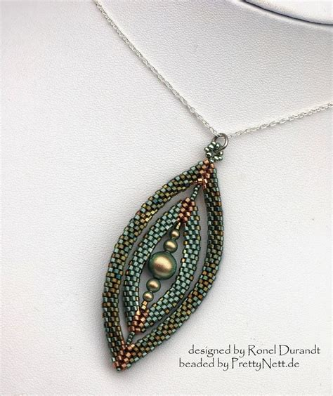 Unique Handmade Beaded Jewelry - 25 unique handmade beaded jewelry ideas on