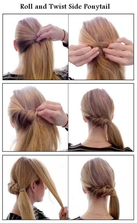 Hairstyle Easy by Easy Hairstyles For Summer Modern Magazin