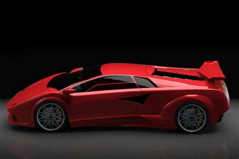 starting a new thread for the countach ev