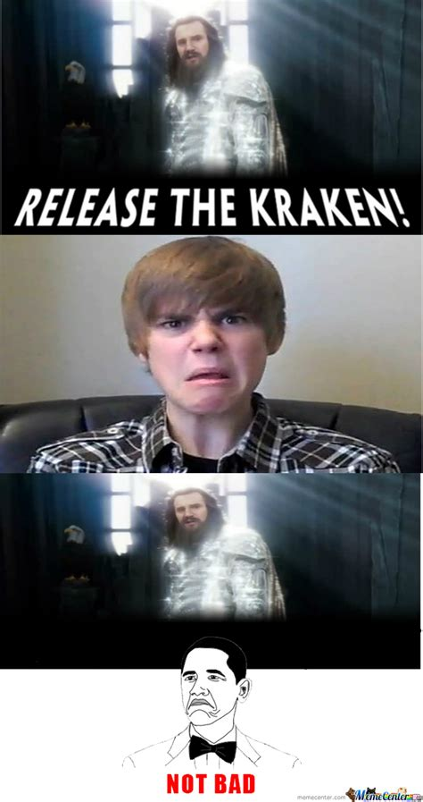 Release The Kraken Meme - release the kraken by redabsin7he meme center