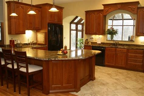 Different Kitchen Designs Easy Home Decor Ideas Different Kitchen Countertop