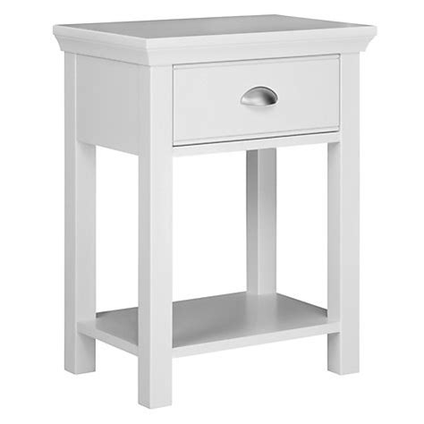 Bedroom Side Tables Singapore Buy Lewis Helston 1 Drawer Bedside Table Lewis