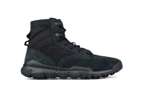 nike sfb 6 quot leather boot quot black quot hypebeast